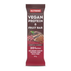 Nutrend vegan bar