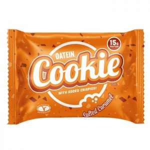 Oatein cookie salted caramel