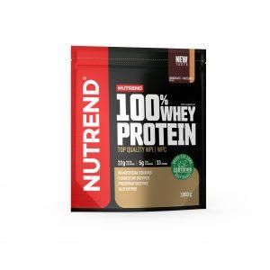 Nutrend 100% whey protein chocolate hazelnut