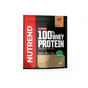 Nutrend 100% whey protein ice coffee