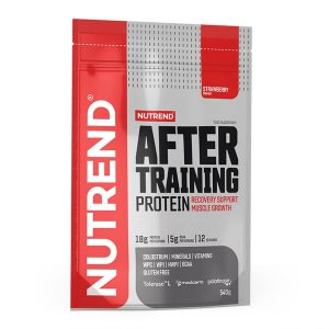 Nutrend after training protein strawberry