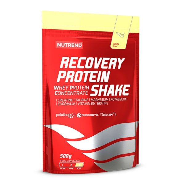 Nutrend Recovery protein shake