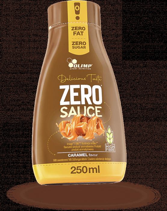 Olimp zero sauce caramel