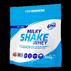 6pak milk shake whey