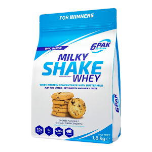 6PAK Milky Shake