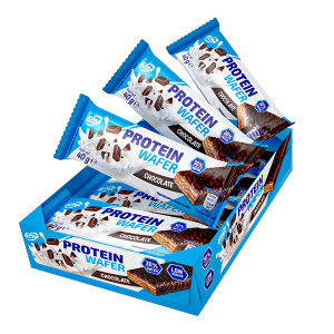 6PAK protein wafer chocolate