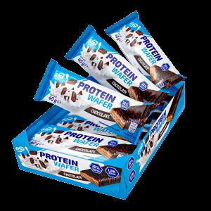 6PAK protein wafer chocolate
