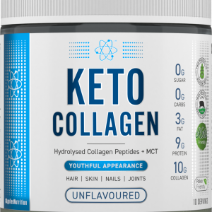 Keto Collagen Applied Nutrition 130g