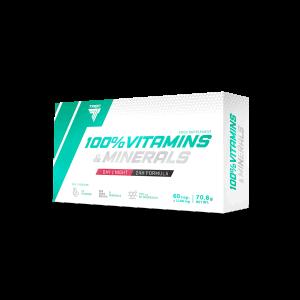 Trec 100% Vitamins&Minerals