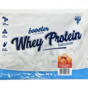 Trec Booster whey protein salted caramel
