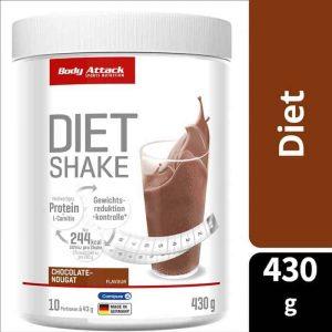 Body Attack Diet Shake chocolate