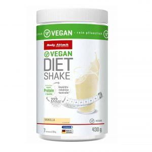 Body Attack vegan diet shake Vanilla