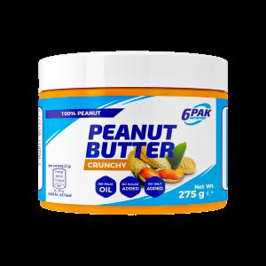 6pak Peanut Butter Crunchy 275g