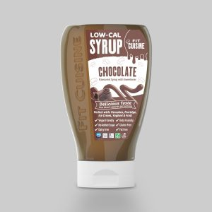 Applied Nutrition Low Calorie Syrup Chocolate