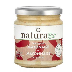 Natura Bio Organic Mayonnaise Hot Pepper
