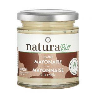 Natura Bio Organic Mayonnaise with truffle