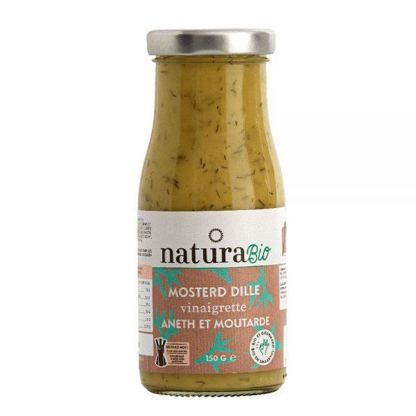 Natura Bio Organic Mustard & Dill