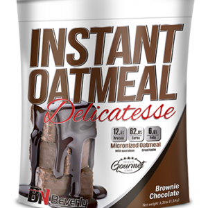 Beverly nutrition Instant oatmeal delicatesse chocolate brownie flavour