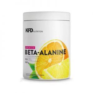 KFD nutrition Premium Beta-Alanine Orange and lemon flavour