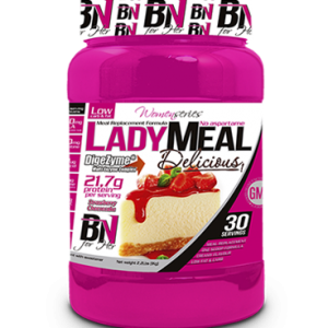 Beverly Nutrition Delicious lady meal Strawberry Cheesecake