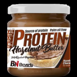 Beverly Nutrition Palm oil free protein hazelnut butter spread