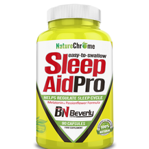 Beverly Nutrition Nature Chrome Easy to swallow sleep aid pro