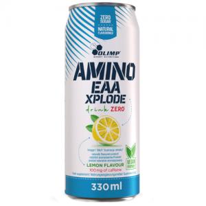 Olimp Amino EAA Xplode lemon Flavour drink 330ml zero