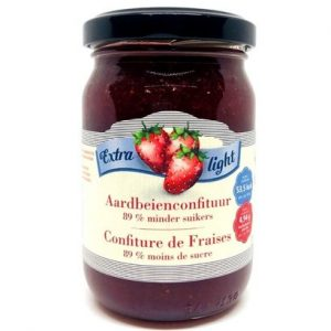 Rabeko Products Strawberry Jam Extra Light 230g