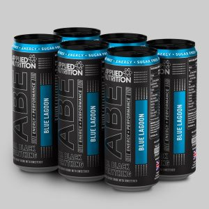 Applied Nutrition abe drink blue lagoon can 330ml