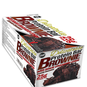 Delicious Protein bar Brownie