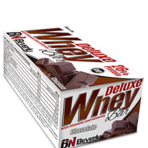 Beverly nutrition deluxe whey chocolate bar