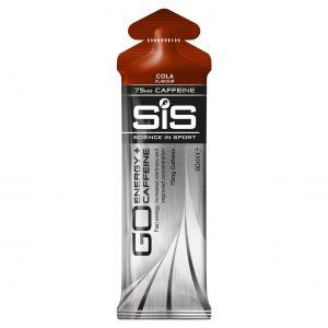 Sis go energy+ caffeine gel cola flavour