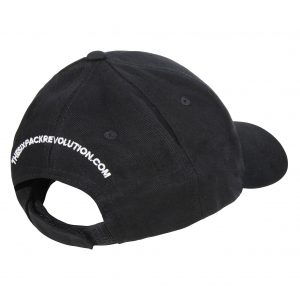 the six pack revolution baseball cap black