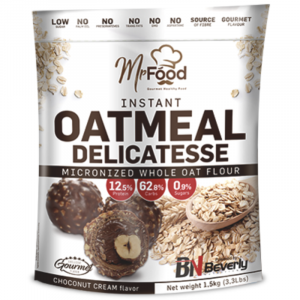Beverly Nutrition Instant Oatmeal Choconut