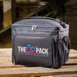 The Six Pack Revolution ready meal bag