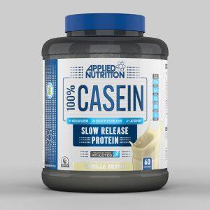 Applied Nutrition Casein Protein vanilla