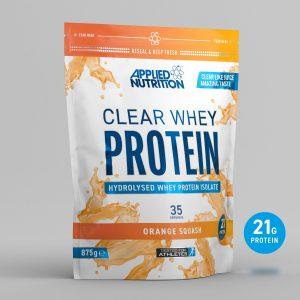 Applied Nutrition Clear Whey Protein Orange Squash